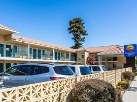 Comfort Inn Boardwalk, hotel in Santa Cruz