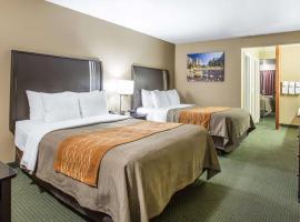 Comfort Inn Yosemite Area, hotel in Oakhurst