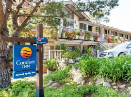 Comfort Inn Carmel By the Sea, hotel near Point Lobos State Reserve, Carmel