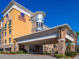 Comfort Suites Ontario Airport Convention Center, hotel near LA/Ontario International Airport - ONT,