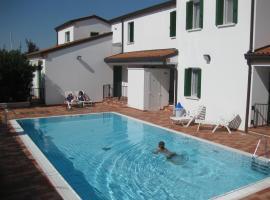 Residence Tamerici, hotel v Caorle