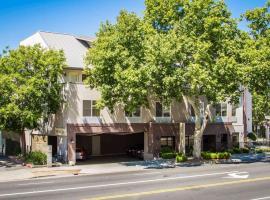 Hotel Med Park, Ascend Hotel Collection, boutique hotel in Sacramento