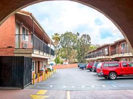 Rodeway Inn Lemon Grove San Diego East, hotel near Grossmont College, Lemon Grove