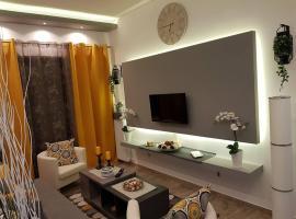 'Golden Aurora' Apartment With Elegant Style, hotel near TEI Piraeus, Athens