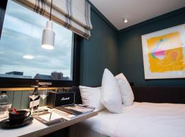 The Devlin Dublin, hotel in zona Iveagh Gardens, Dublino