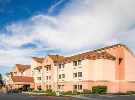 Rodeway Inn Watsonville, hotel near Mark Abbott Memorial Lighthouse, Watsonville