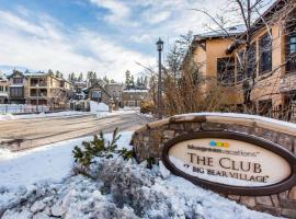 Bluegreen Vacations Big Bear Village, Ascend Resort Collection, serviced apartment in Big Bear Lake