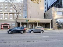 Quality Hotel Regina, Hotel in Regina