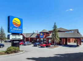 Comfort Hotel & Suites Peterborough, hotel in Peterborough