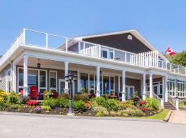 Comfort Inn Halifax, hotel near Halifax Stanfield International Airport - YHZ, Halifax