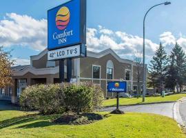 Comfort Inn Brockville, hotel near OLG Casino Thousand Islands, Brockville
