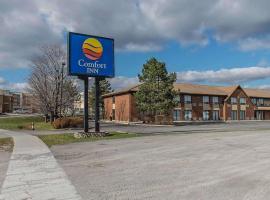 Comfort Inn Kingston Highway 401, hotel in Kingston