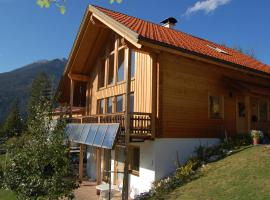 Ferienwohnung Haus Leonard, self catering accommodation in Ehrwald