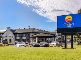 Comfort Inn Airport Dorval, hotel near Montreal-Pierre Elliott Trudeau International Airport - YUL,