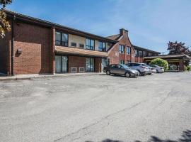 Comfort Inn Sherbrooke, hotel in Sherbrooke