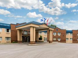 Comfort Inn & Suites Shawinigan, hotel in Shawinigan