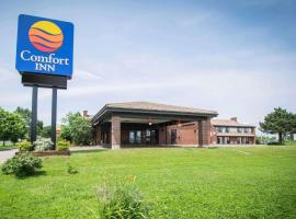 Comfort Inn Airport East – hotel w mieście Quebec City