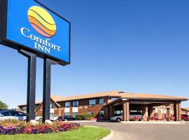 Comfort Inn Saskatoon, hotel in Saskatoon