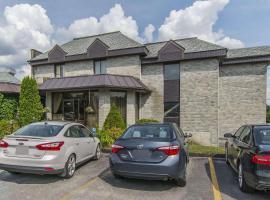 Quality Hotel & Suites Sherbrooke, hotel em Sherbrooke