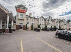 Econolodge Inn and Suites, hotel em Hinton