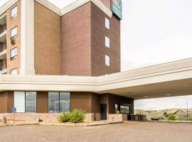 Quality Hotel Drumheller, hotel em Drumheller