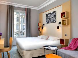 Chouette Hotel, hotel near Malakoff-Rue Etienne Dolet Metro Station, Paris