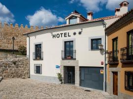 Hotel Puerta de la Santa, hotel in Ávila