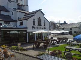 The Pack o' Cards, hotel near Watermouth Castle, Combe Martin