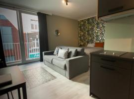 Smartflats Budget - Louvain Central, apartment in Leuven