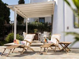 SUN DROP II - DRIOS, PAROS, hotel in Drios