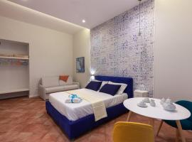 Mythos Holidays, self catering accommodation in Salerno