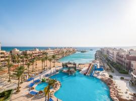 Sunny Days El Palacio Resort & Spa, hotel en Hurghada