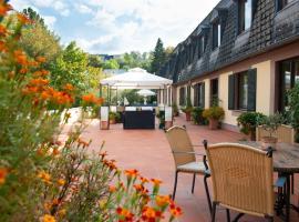 Blesius Garten, отель в Трире