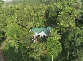 Coffee and Pepper Plantation Homestay, family hotel in Thekkady