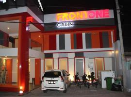 Front One Cabin Malioboro Jogja, hotel near Sultan's Palace, Yogyakarta