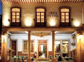 Gran Hotel Pátzcuaro, hotel en Pátzcuaro