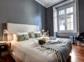 Lisbon Canaan Boutique Apartments Fanqueiros 114, self-catering accommodation in Lisbon