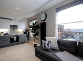 Priory Street Apartments, apartment in York