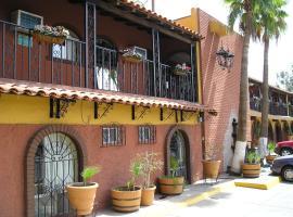 Hacienda del Indio, hotel in Mexicali