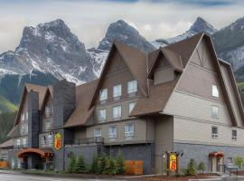 Super 8 by Wyndham Canmore, hotel in Canmore