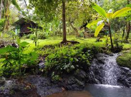 Drake Bay Paradise Lodge, hotel en Drake