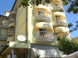 Hotel San Siro, hotel in Marina di Pietrasanta