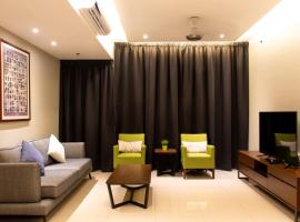 Maca Deluxe Suite by D Imperio Homestay Penang, hotel near Penang Turf Club, George Town