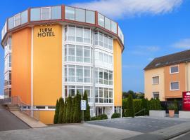 Turmhotel Rhein-Main, hotel near Sportpark Alicestraße, Dreieich