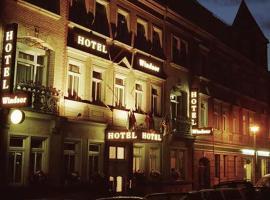 Hotel Windsor, Hotel in der Nähe von: Barockschloss und Fasanenschlösschen Moritzburg, Dresden