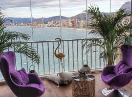 Portofino Playa, hotel con jacuzzi en Benidorm