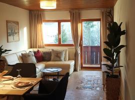 Appartement Unterbergblick, Hotel in der Nähe von: Bärenlift, Kössen