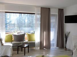 Waldpension Bielefeld, pet-friendly hotel in Bielefeld