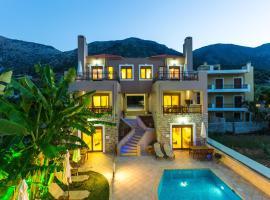 Pantheon Villas & Suites, pet-friendly hotel in Balíon