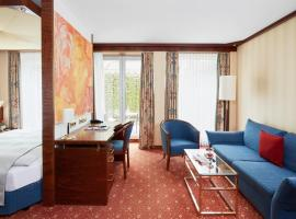 Living Hotel Kanzler, boutique hotel in Bonn